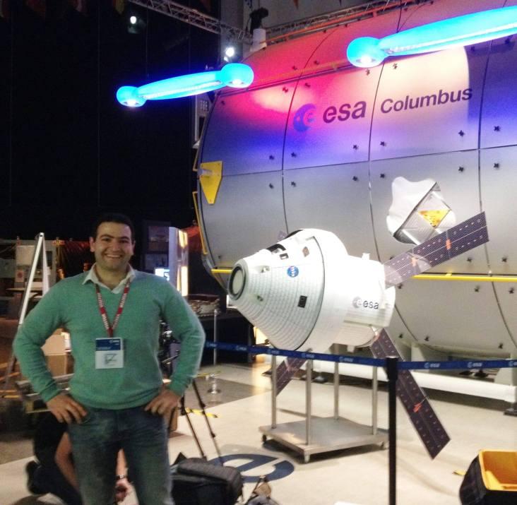 ESTEC: European Space Research and Technology Centre - ESA