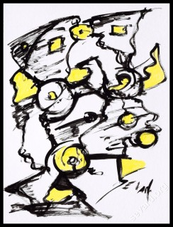 Sevard Abstract Art